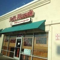 Photo taken at Sal's Pizzeria by Mandi M. on 5/3/2012
