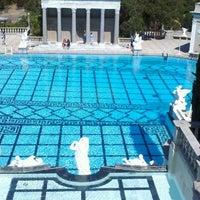 Hearst castle neptune pool san simeon ca - Hearst castle neptune pool swim auction ...