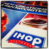 Photo taken at IHOP by Brian G. on 5/12/2012