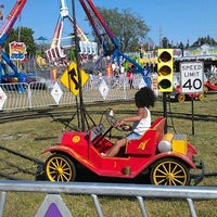 Photo taken at Orchard Lake St. Mary's Polish Country Fair by Jennifer C. on 5/28/2012