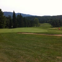 Photo taken at Stowe Country Club by Dan B. on 8/30/2012
