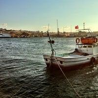 Photo taken at Bandırma by Serdar D. on 9/3/2012
