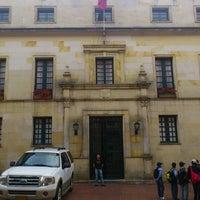 Photo taken at Palacio de San Carlos by Kaos on 7/20/2012