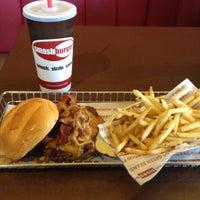 Photo taken at Smashburger by Jordan D. on 5/11/2012