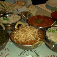 Photo taken at Shree Indian Cuisine by Rachel G. on 5/27/2012