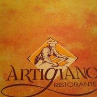 Foto tirada no(a) Artigiano Ristoranti por Flavio em 6/9/2012