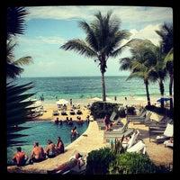 Photo taken at La Concha A Renaissance Resort by Nicky D. on 4/22/2012