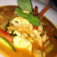 Photo taken at Lantern Thai Kitchen by Jason K. on 5/15/2012