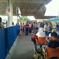 Photo taken at Terminal Rodoviário de São Luís by Leonardo O. on 6/29/2012