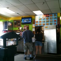 Photo taken at Tacos El Tizon by Ernest S. on 4/9/2012