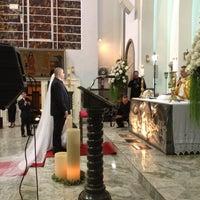 Photo taken at Paroquia Santo Cura D'Ars by Matheus M. on 5/26/2012