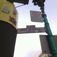 Photo taken at Jack Kerouac Alley by Johnny T. on 7/30/2012
