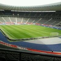 5/10/2012 tarihinde Dima I.ziyaretçi tarafından Olympiastadion'de çekilen fotoğraf