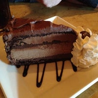 Photo taken at The Cheesecake Factory by Meagan on 3/23/2012