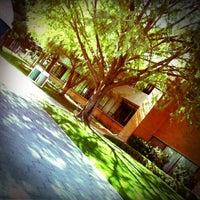 Photo taken at Universidad Iberoamericana by Francisco C. on 4/12/2012