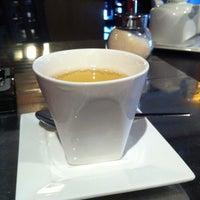 Photo taken at Studio Coffee by Ivan N. on 4/27/2012