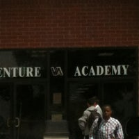 Photo taken at Venture Academy by Ronny S. on 4/12/2012