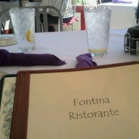 Photo taken at Fontina Ristorante by Enrico P. on 8/19/2012