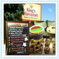 Photo taken at King's Hawaiian Bakery & Restaurant by Kristine C. on 9/8/2012