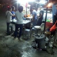 Photo taken at Burger Kukus@ Taman Berjaya by Oppa Joe I. on 9/11/2012