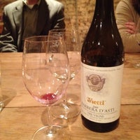 Photo taken at Cork Market & Tasting Room by Kristin T. on 4/25/2012