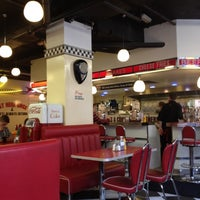Photo taken at Ed's Easy Diner by Toby H. on 4/17/2012