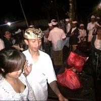 Photo taken at Bangsal ring Pura Desa Blahkiuh by Mirah T. on 7/18/2012