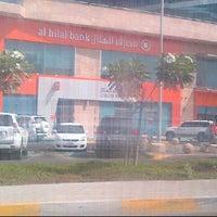 Photo taken at Al Hilal Bank - Mall Branch by ™MЯ.Ω̶ℓMΩ̶Ƨı̝̚🐰 &. on 7/15/2012