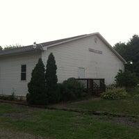 Photo taken at Lake Milton Church Of Christ by Doug R. on 7/18/2012