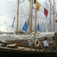 Photo taken at Voiles d'Antibes by Philippe D. on 6/2/2012