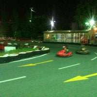 Photo taken at Go-Kart by Enes A. on 6/2/2012