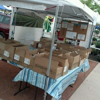 Photo taken at Longmont Farmers' Market by Andrew M. on 6/16/2012