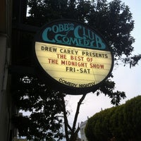 Photo taken at Cobb's Comedy Club by Chris L. on 7/15/2012