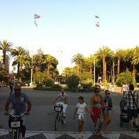 Photo taken at Corso di San Benedetto by Gianluca on 9/7/2012