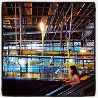 Photo taken at Metrostation Rotterdam Centraal by Gabi H. on 7/7/2012