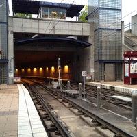 Photo taken at TriMet Sunset Transit Center by Merkin M. on 5/5/2012