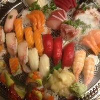 Photo taken at FuGu Sushi by Chelley B. on 3/31/2012