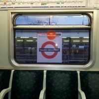 Photo taken at Ealing Broadway Railway Station (EAL) by Stuart B. on 4/20/2012