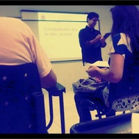 Photo taken at Faculdades INTA by Nayara M. on 4/3/2012