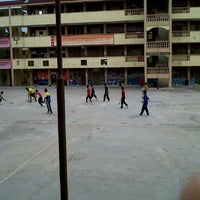 Photo taken at SMK Setapak Indah by Fatin S. on 4/7/2012