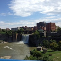 Photo taken at High Falls by Maybelline M. on 8/20/2012