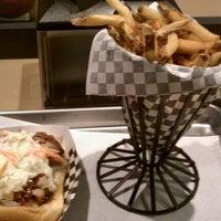 Photo taken at Bucu Burger Bar & Bakery by Stewart C. on 3/2/2012