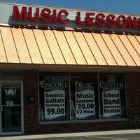 Photo taken at Brandolino Encore Music by Bobby B. on 5/24/2012