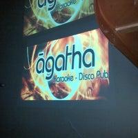 Photo taken at Agatha karaoke by Christian c. on 5/20/2012