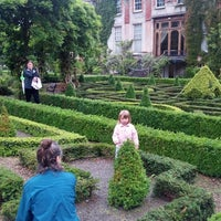 Photo taken at Bantry House by Nathan F. on 8/24/2012