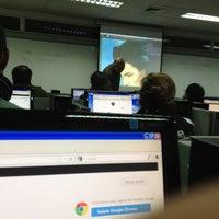 Photo taken at Facultad Comunicación y Letras UDP by German V. on 6/9/2012