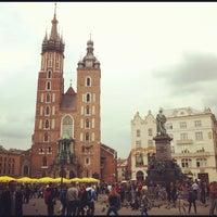 6/4/2012 tarihinde Chee Keong L.ziyaretçi tarafından Podziemia Rynku w Krakowie'de çekilen fotoğraf