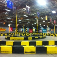 Photo taken at Pole Position Raceway by Jeremy L. on 2/5/2012