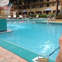 Photo taken at Blue Tree Resort at Lake Buena Vista by Josmar S. on 5/7/2012