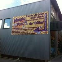 Photo prise au Magic Parc par Christophe B. le5/12/2012
